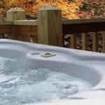 hot tub fall