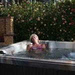 spa in your backyard