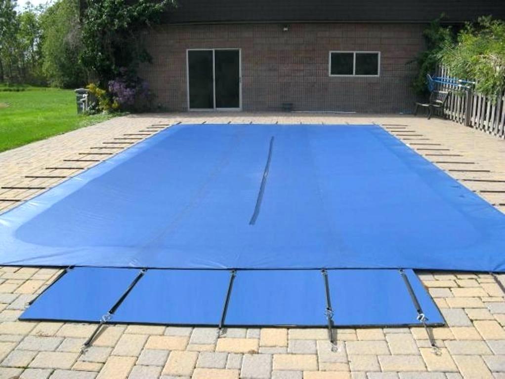 hard pool cover