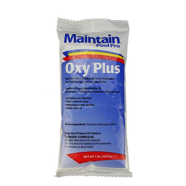 Maintain Pool Pro Oxy Plus Non-Chlorine Shock