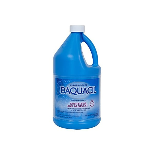 Baquacil Sanitizer & Algistat - Half Gal LOCAL DELIVERY ONLY
