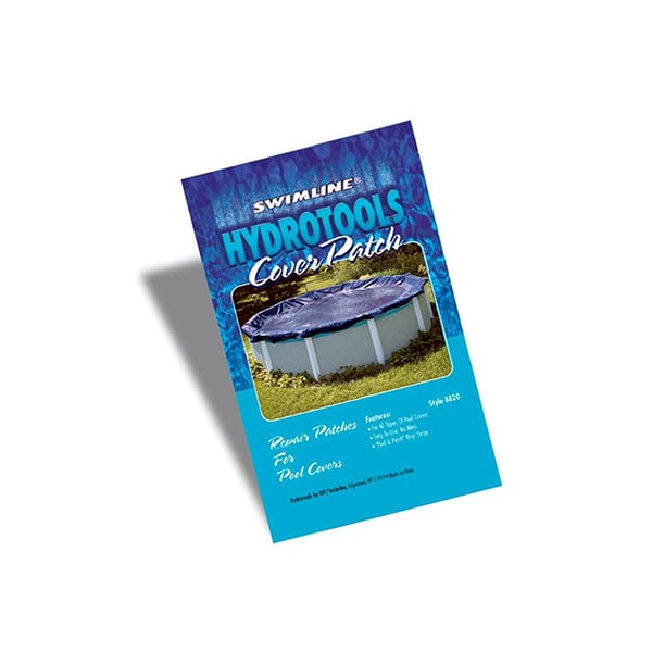 Swimline HydroTools Repair Patches for Solid Pool Covers