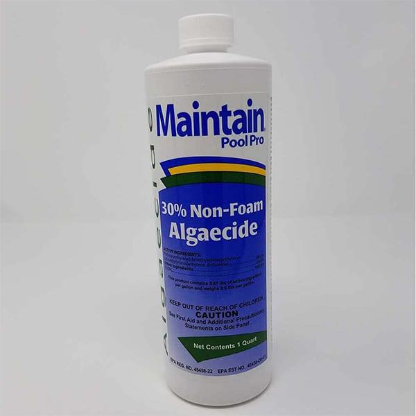 Maintain Pool Pro Algaecide 30% Non-Foam