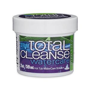 Hot Tub Serum Total Cleanse Hot Tub and Spa Cleaner - 2oz