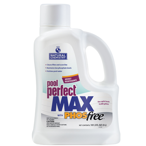 Natural Chemistry Pool Perfect Max with Phosfree - 3L