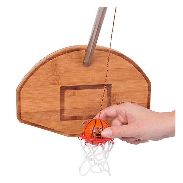 Tiki Toss Free Toss Deluxe (Basketball)